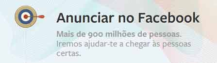 Anunciar no Facebook Ads com cupons gratuitos
